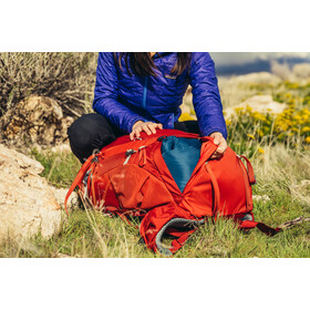 Gregory Amber 34 Backpack Dame sienna red